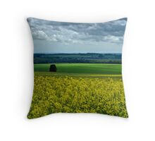 North Downs Way 44-18 Throw Pillow