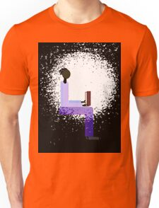 Reading in Window Light Unisex T-Shirt