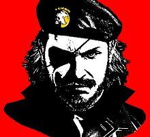 Big Boss Che Guevara  by PyroManiacHell