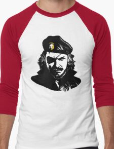 Big Boss Che Guevara  Men's Baseball ¾ T-Shirt