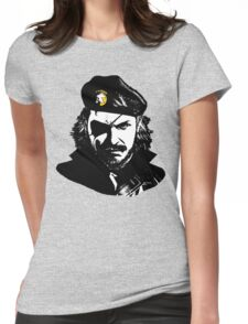Big Boss Che Guevara  Womens Fitted T-Shirt