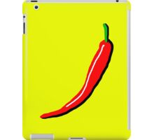 Red Chilli iPad Case/Skin