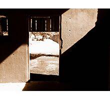 Through the Past Darkly Photographic Print