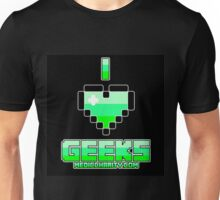 I <3 Geeks - Medic Unisex T-Shirt