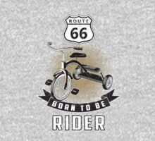 born to be rider Kids Clothes