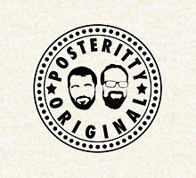 Posteritty Logo - Minimalist Illustrators Zipped Hoodie