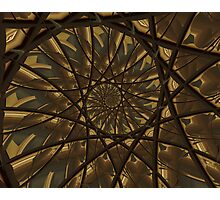 Spiral:  The Lodge Photographic Print