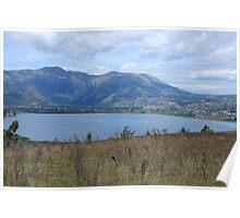 Lake San Pablo Poster