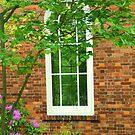 Window 2 Greenfield Village by Sandra Guzman