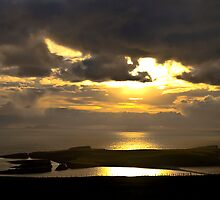 St Ninians and Foula by Terry Mooney