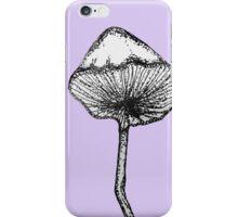 shroom-y iPhone Case/Skin