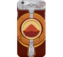 Ironforge Tabard Crest iPhone Case/Skin