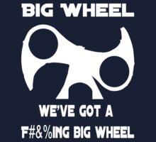 Big Wheel by David Cumming