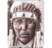 Cheyenne Chief iPad Case/Skin