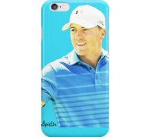Jordan Spieth iPhone Case/Skin