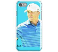 Jordan Spieth iPhone Case/Skin