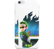 Smash Luigi iPhone Case/Skin