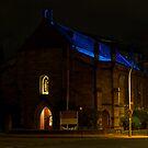 I've Seen the Light - Garrison Church, Sydney, NSW by Malcolm Katon