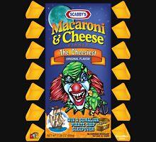 Evil Clown T Shirt Macaroni & Cheese Unisex T-Shirt