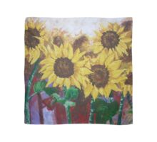 Glorious Sunflowers Scarf