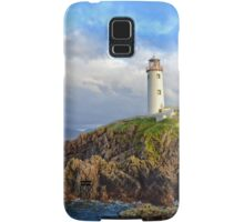 Fanad Head Lighthouse, Co. Donegal Samsung Galaxy Case/Skin