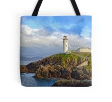Fanad Head Lighthouse, Co. Donegal Tote Bag