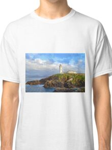 Fanad Head Lighthouse, Co. Donegal Classic T-Shirt
