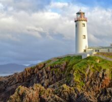 Fanad Head Lighthouse, Co. Donegal Sticker