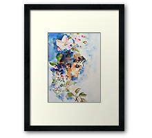 04 Sakura MJ Framed Print