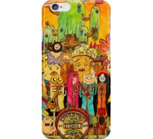 Ooo's Lonely Heart's Club Band - Adventure Time  iPhone Case/Skin