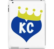 Heart KC - City of Royalty iPad Case/Skin