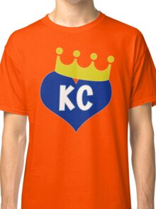 Heart KC - City of Royalty Classic T-Shirt
