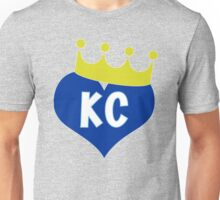Heart KC - City of Royalty Unisex T-Shirt