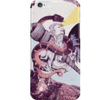 Purple ocean iPhone Case/Skin