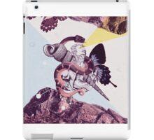 Purple ocean iPad Case/Skin