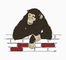Chillin Chimp by YETiDesigns