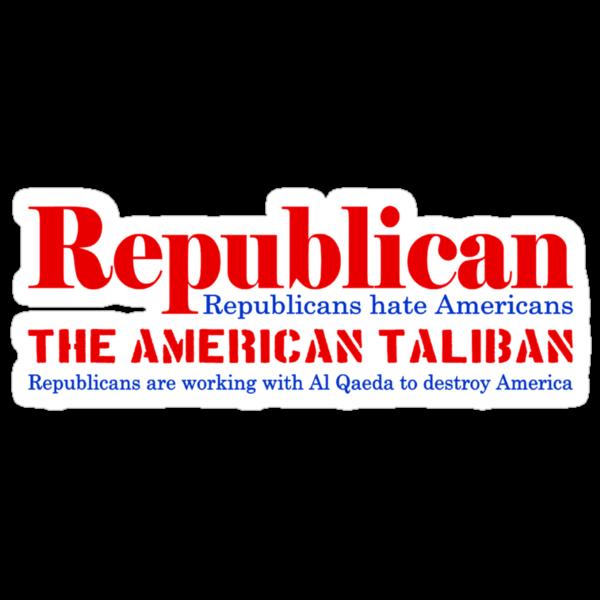 Al Qaeda proud Republican by montdragon