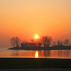 Sunrise XI (Lakeshore) by sendao