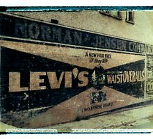 Levis Ad by snapshotjunkie