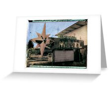 Star Lite Motel 1 Greeting Card