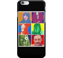 Mighty Boosh Characters iPhone Case/Skin