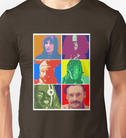Mighty Boosh Characters Unisex T-Shirt