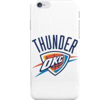 Oklahoma City Thunder iPhone Case/Skin