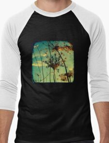 Head in the Clouds - TTV Men's Baseball ¾ T-Shirt