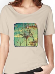 Head in the Clouds - TTV Women's Relaxed Fit T-Shirt