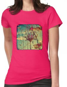Head in the Clouds - TTV Womens Fitted T-Shirt
