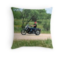 Live to Ride....Ride to Live.... Throw Pillow