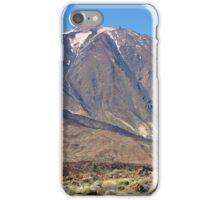 Top of Tenerife iPhone Case/Skin