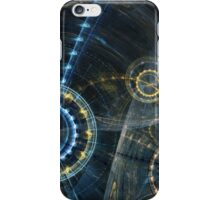 Clockwork movement iPhone Case/Skin