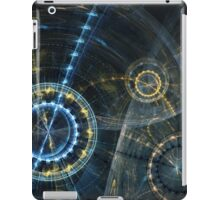 Clockwork movement iPad Case/Skin